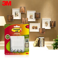 20 pcs Magic Picture Frame Hanging Command Hook Wall Sticker Home Decor Tools 3M Command  Nylon