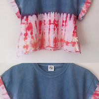 Crop Tops | Tees To Dye For