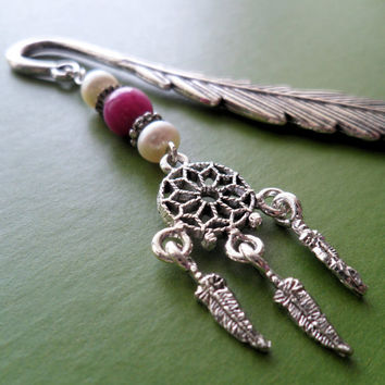 Dream Catcher Bookmark by TheModernDreamer
