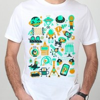 Tee-shirt LE FUTUR ! | Collection Monsieur Poulet