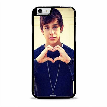austin mahone love heart actress Iphone 6 plus Cases