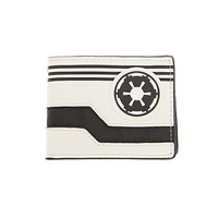 Star Wars Stormtrooper Bi-Fold Wallet | Hot Topic