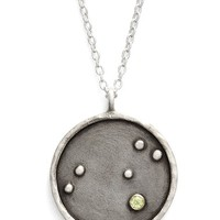 Women's Satya Jewelry Reversible Constellation Pendant Necklace