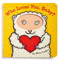 Infant 'Who Loves You, Baby?' Board Book