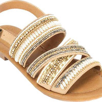 White Mountain Devlyn Strappy Sandal