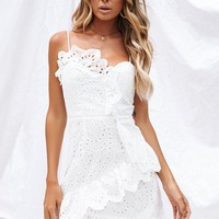 Forever With You Dress (White)