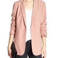Banana Republic Factory Boyfriend Blazer
