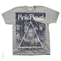Pink Floyd - Floyd Live T Shirt on Sale for $19.95 at HippieShop.com