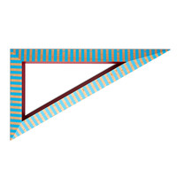 Wooden Ruler Triangle for HAY