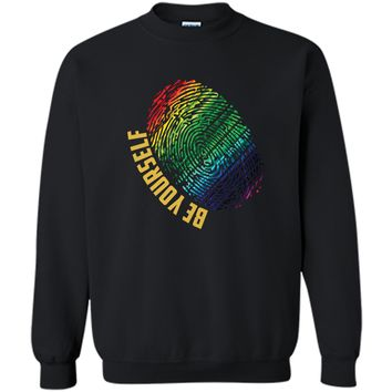 Be yourself - LGBT t-shirt