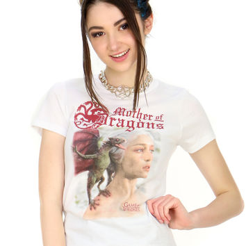 MOTHER OF DRAGONS TEE