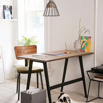 Fisher Desk | Urban Outfitters