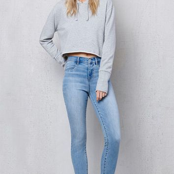 PacSun Carolina Blue Jeggings at PacSun.com