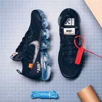 OFF-WHITE x Nike Air Vapor Max New Fashion Leisure sports Women Men Shoes