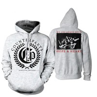 Counterparts - Olive Branch Hoodie