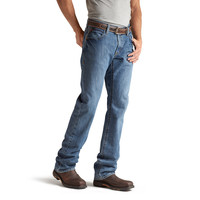 Ariat Men's Flame Resistant Lowrise Jeans - Flint