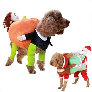 Pet Dog  Halloween Party Costume