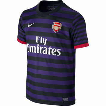 Arsenal Jersey Away Youth and Boys Sizes 2012 2013