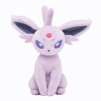 Pokémon Center Original Plush Doll Sitting Trick Pose Espeon