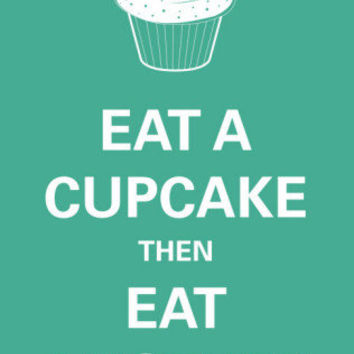 Eat A Cupcake Posters at AllPosters.com