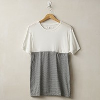 Craft + Commerce Colorblock Stripe T-Shirt