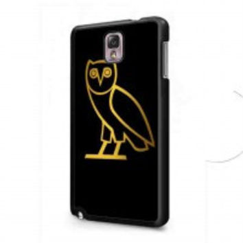 OVOXO Hoodie, Owl for samsung galaxy note 3 case
