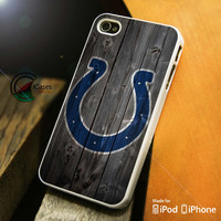 Indianapolis Colts iPhone 4 5 5c 6 Plus Case, Samsung Galaxy S3 S4 S5 Note 3 4 Case, iPod 4 5 Case, HtC One M7 M8 and Nexus Case