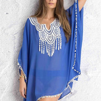 Breathable Summer Coverups