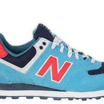 DCCKGQ8 new balance mens sneakers 574 out east blue navy orange ml574sog