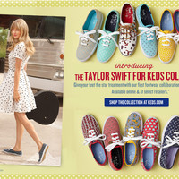 The Taylor Swift for Keds Collection | Keds.com