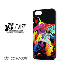 Dog Abstract DEAL-3547 Apple Phonecase Cover For Iphone 5 / Iphone 5S