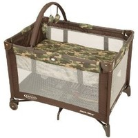 Graco Pack N Play Playard, Camo Joe