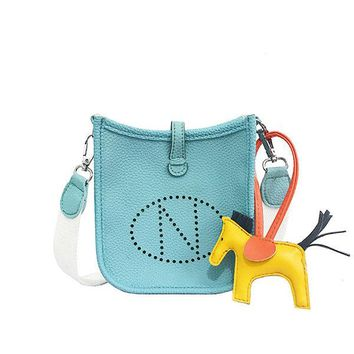 Lovely Cartoon PU Leather Phone Bag Shoulder Bag Crossbody Bag