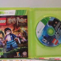 Lego Xbox 360 Harry Potter Years 5-7 Game Complete Used Very Good