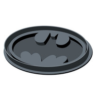 DC Comics Batman Cookie Cutter