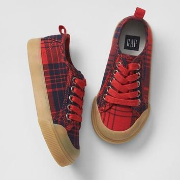 Gap Plaid Sneakers
