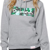 Diamond Supply Co. Floral Box Hoodie