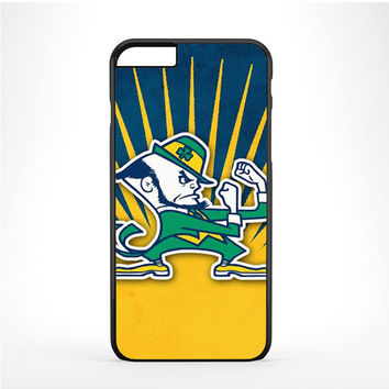 Notre Dame Fighting Irish Blue Yellow Iphone 6 Plus | 6s Plus Case