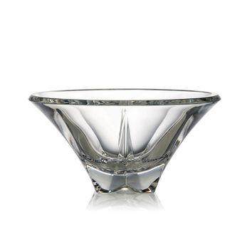 Celebration Crystal Rock Star 7.6-in. Serving Bowl (White)
