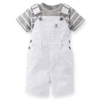 2-Piece Shortall Set