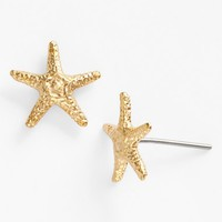 Women's ki-ele 'Manini' Starfish Stud Earrings