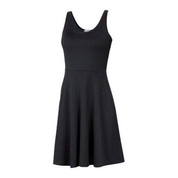 Women's Ibex Costa Azul Dress Black | Overstock.com Shopping - The Best Deals on Casual Dresses