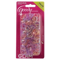 Goody® Ouchless™ Mini Elastics - 500 Count