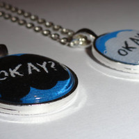 The Fault in Our Stars Necklace (Friendship Necklace)