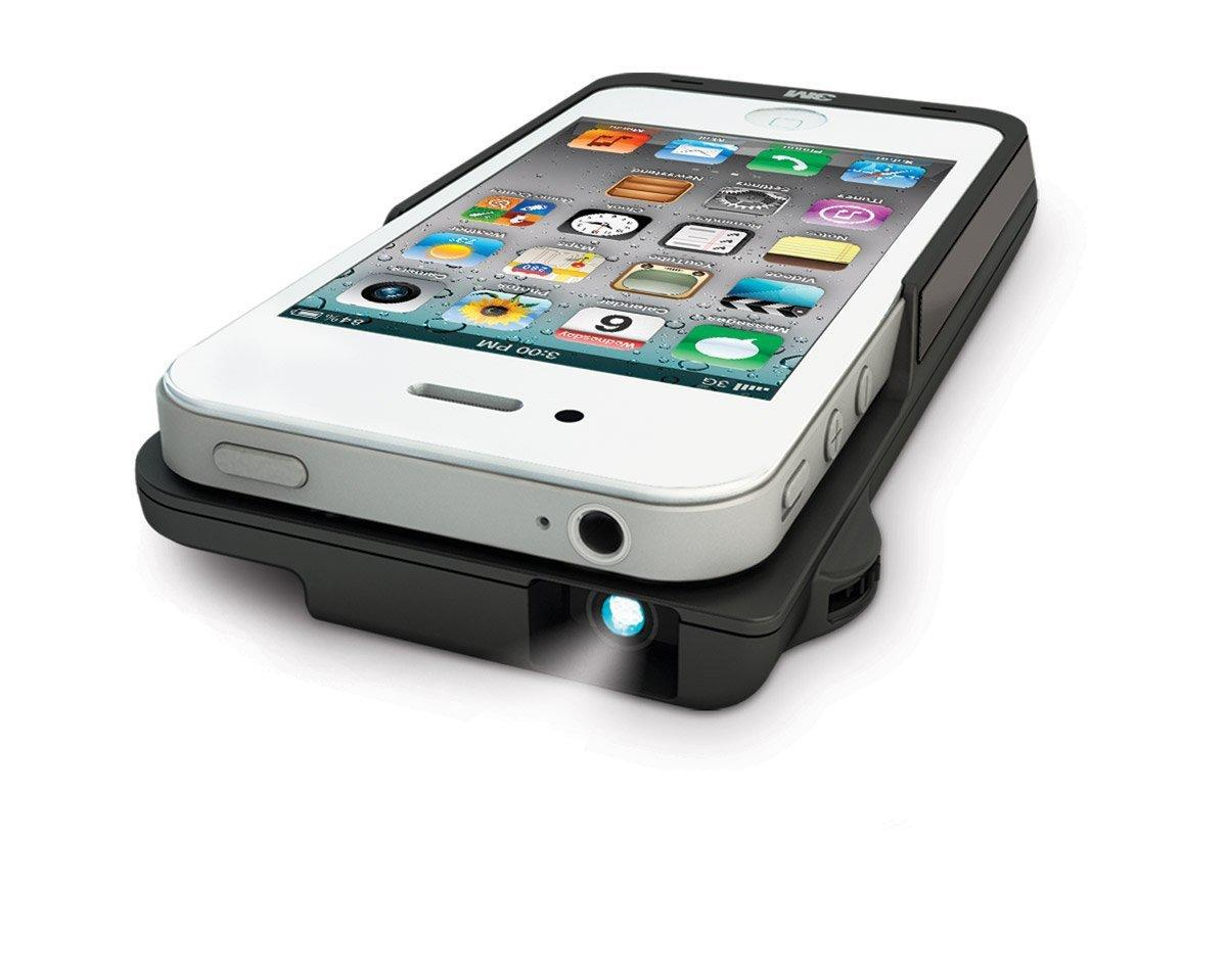 3m projector sleeve for iphone 4 4s from amazon things i for Iphone projector