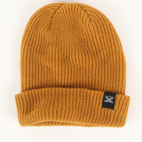 Fourstar Pirate Label Fold Beanie at PacSun.com