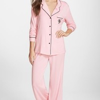 Women's Wildfox 'Love Is Everything' Jersey Pajamas