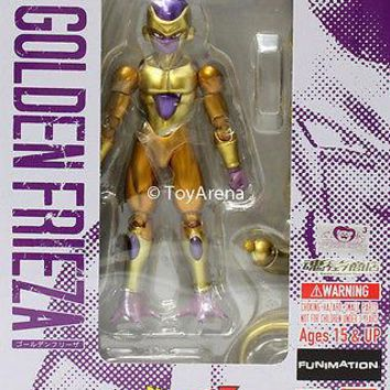 S.H. Figuarts Dragonball Z Kai Super Golden Frieza Action Figure FREE shipping