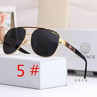 Versace Fashion New Polarized Men Business Casual Glasses Eyeglasses