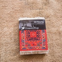 Northwest Persian Rug Coaster Set
